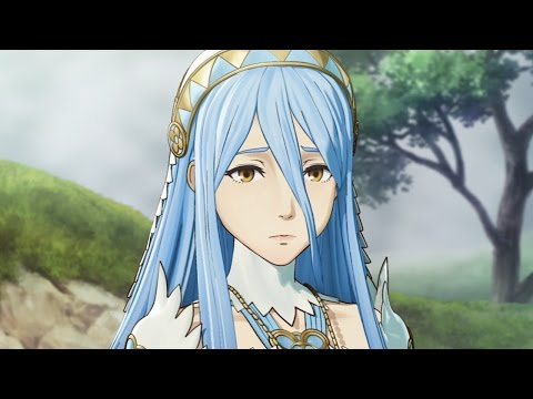 Fire Emblem Fates - All Cutscenes Blu-Ray Quality@60FPS [English+Japanese] (видео)