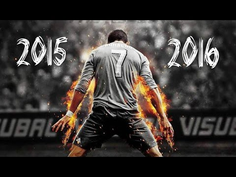 Cristiano Ronaldo - Unstoppable 2015/16 Skills & Goals  HD 