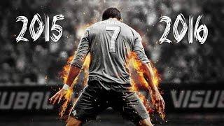 Cristiano Ronaldo   Unstoppable 2015 16 Skills   Goals  Hd