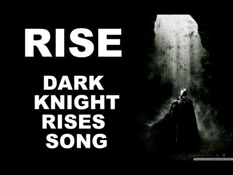 Rise - Dark Knight Rises Song by Miracle of Sound