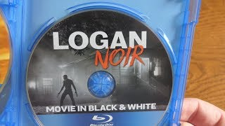 Nonton Logan And Logan Noir   Unboxing The 3 Disc Bluray   Dvd   Digital Hd Film Wolverne X Men Film Subtitle Indonesia Streaming Movie Download