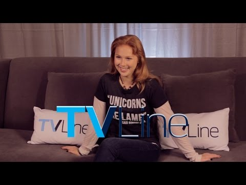 "Molly Quinn Talks ""Castle"" Season 7 & ""Thrilling Adventure Hour"" at Comic-Con 2014  - TVLine"
