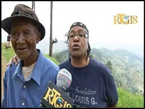 Fondation Dr. Louis G. Lamothe / Distribution des kits alimentaires et de vêtements