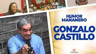 Gonzalo Castillo nos visita en su nueva Etapa! – El Mañanero