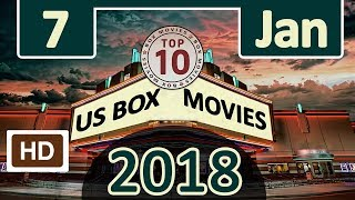 Box Office 2018 Top 10   7 January   This Weekend Box Movies