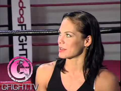 Womens MMA Julie Kedzie Interview OFFICIAL
