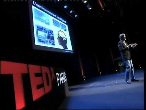 Joël de Rosnay – Voyage vers le futur du web et la singularité