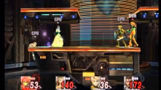 Super Smash Bros. Brawl Top 5: Best and Worst Characters