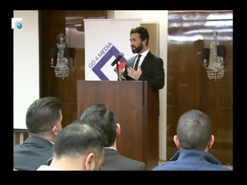 مؤسسة go for media تسلم اكثر من مئة متدرب شهادات تقدير