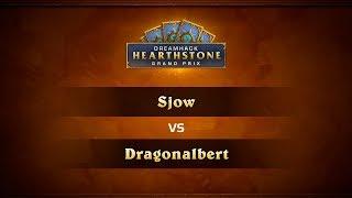 Sjow vs Dragonalbert, game 1