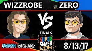 Smash Con 2017 Smash Masters – Frys | Wizzrobe vs TSM | Zero – Finals