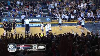 2014 BYU Men's Volleyball Top 10 Plays