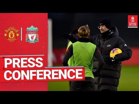 Jürgen Klopp's pre-FA Cup press conference | Manchester United