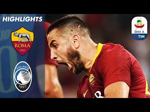 Roma 3-3 Atalanta | Roma rimonta in ripresa, 6 goals da brivido | Serie A