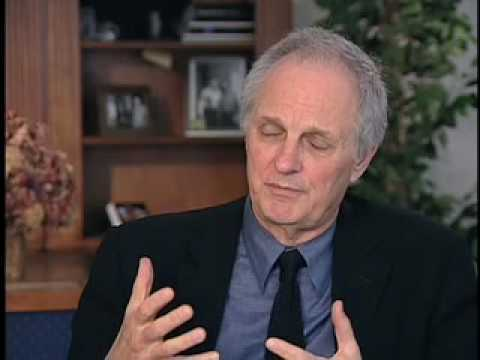 mash - Visit http://emmytvlegends.org/interviews/people/alan-alda to see the full interview with Alan Alda. In this interview excerpt, Alan Alda, who played Captain...