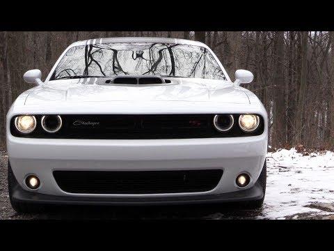 2018 Dodge Challenger Scat Pack Shaker: Review (видео)
