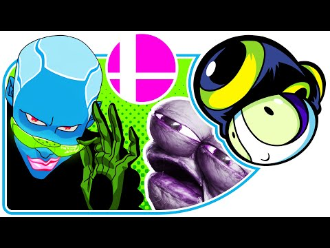 7 Failed Animated Pilots (@RebelTaxi) Vol 7