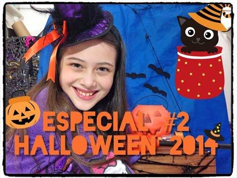 julia - Nesse video especial de Halloween eu mostro alguns acessórios monstruosos, que eu tenho e uma dica de decoração bem simples para o Halloween, mas que fica bem bacana. Minhas Redes ...