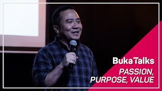 Video Rene Suhardono - Finding Passion | BukaTalks MP3, 3GP, MP4, WEBM, AVI, FLV Juli 2019