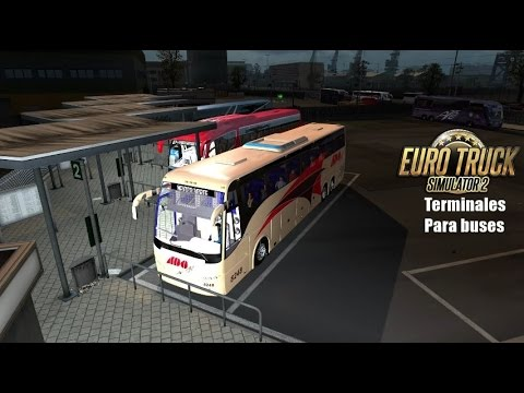 Terminal for buses and trucks 1.22.x