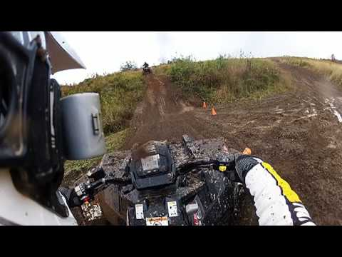 2013 Polaris Scrambler 850 ride 1