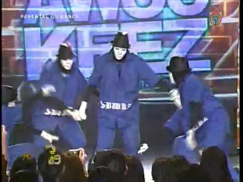 "Jabbawockeez Dance in ASAP '09( ""CLEAR VIDEO"" )"