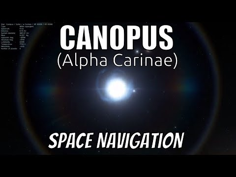 Why Is Canopus Such An Important Star in Space Navigation?