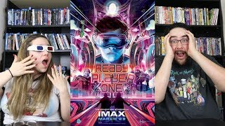 Video Ready Player One - SPOILER Review / Discussion MP3, 3GP, MP4, WEBM, AVI, FLV Juni 2018