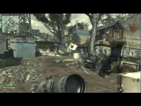 mw3 sniper gameplay - Salut les gars, c'est Good-Lucker. Je souhaitais vous présenter le L118A. Un véritable coup de coeur. D'après ce que j'ai pu voir, selon moi, celui -ci serai...