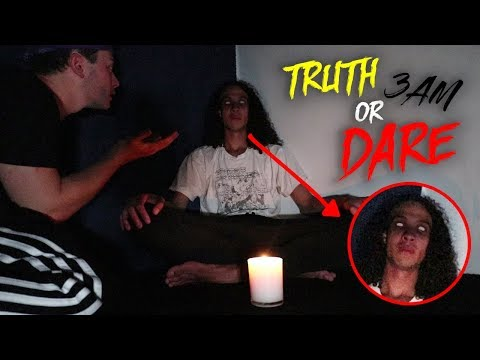 DO NOT PLAY TRUTH OR DARE AT 3 AM!! (PART 3) *BEST FRIEND POSSESSED*