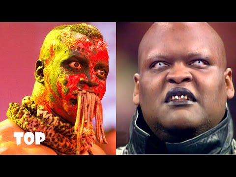 Top 10 Monsters Scariest WWE Wrestlers