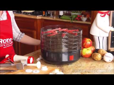 Ronco Beef Jerky Machine & Food Dehydrator – Product Tour