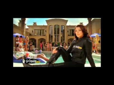 Super Bowl 2010 Commercial - GoDaddy BANNED Ad Lola