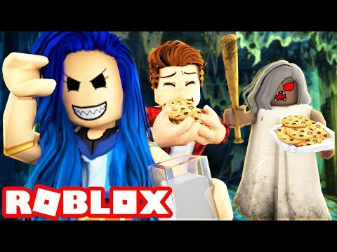 WE BEAT GRANNY IN ROBLOX!