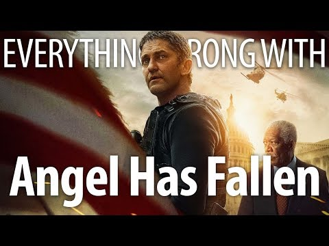 Everything Wrong With Angel Has Fallen In Absurdity Minutes