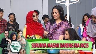 Video Ini Dia Keseruan Keluarga Mama Amy Masak Bareng Ria Ricis - RMA (25/5) MP3, 3GP, MP4, WEBM, AVI, FLV Maret 2019