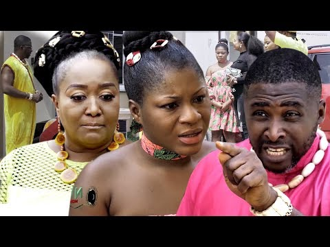 The Prince & Illiterate Palace Maid  COMPLETE Season 1&2 - Destiny Etiko  2020 Latest Nigerian Movie