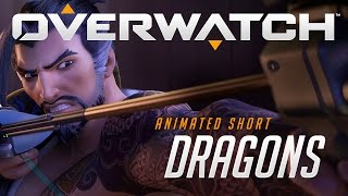 "Download Youtube: Overwatch Animated Short | ""Dragons"""