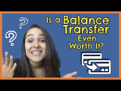 How My Friend Saved HUNDREDS With A Balance Transfer!