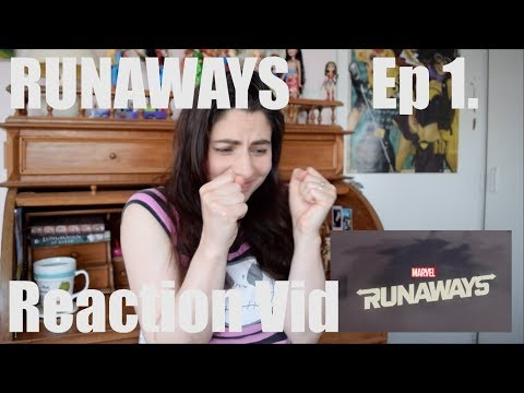 Runaways - Season 1 Episode 1 Reaction Video
