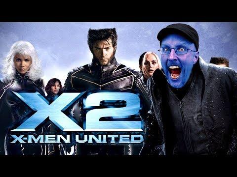 Download X2: X-Men United - Nostalgia Critic HD Mp4 3GP Video and MP3