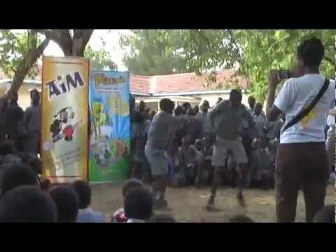 Distribution & Activations at Hill School Eldoret