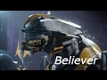 Download Video Believer | Halo Tribute (Imagine Dragons)