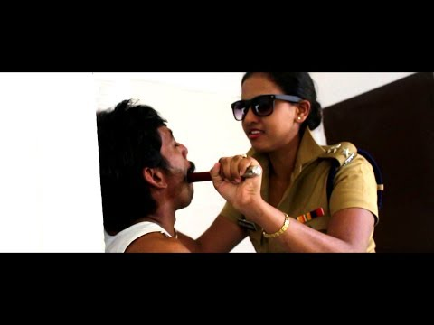 Video Zameera Police Goon Latest trailer  sreya || badword shouting | kick | face slap  HD download in MP3, 3GP, MP4, WEBM, AVI, FLV January 2017