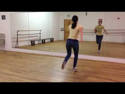 Footwork Drills for Fast Dancing