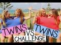 Download Video Twin v Twin Challenge | Teagan & Sam