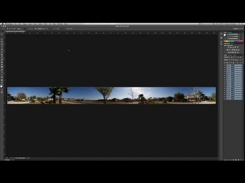 How to Photograph a 360-Degree Panorama : Photography Effects & Techniques