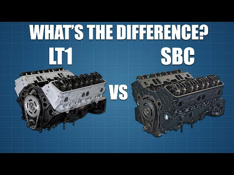 LT1 vs SBC  What's the Difference?