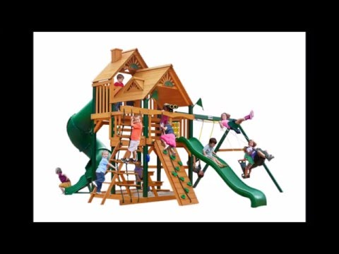 Gorilla Swing Sets