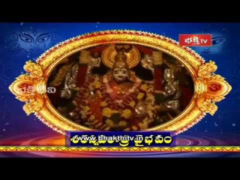Sharan Navaratri Vaibhavam Special Temples Lives - Bhimavaram, Rajahmundry, Vizag